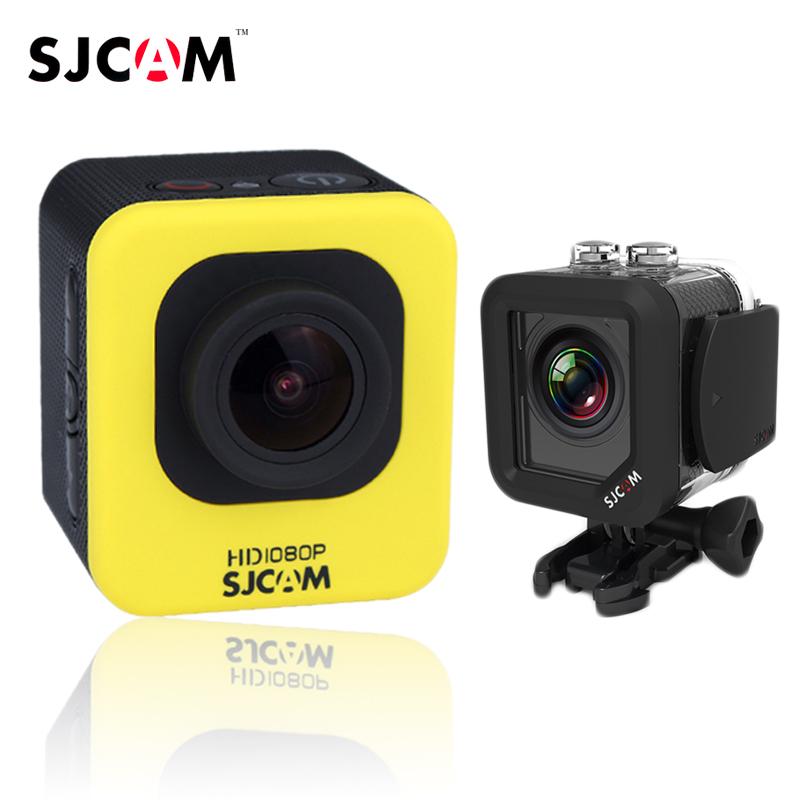 Оригинал SJCAM Бренд M10 SJ4000 Экстрим Действий Камеры 1080 P Full HD Камера Спорта 30 М Водонепроницаемый Видеокамеры