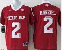 100% Stitiched,Texas A&M Aggies,Johnny Manziel,VON MILLER,Ricky Seals Jones,camouflage(China (Mainland))