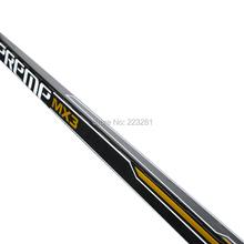 Free Shipping Hockey Stick MX 3(SR)Grip 100%carbon Flex :INT:67SR:77/87/100/102 Blades Patterns:P92/P88/P02/PM9/P28(China (Mainland))