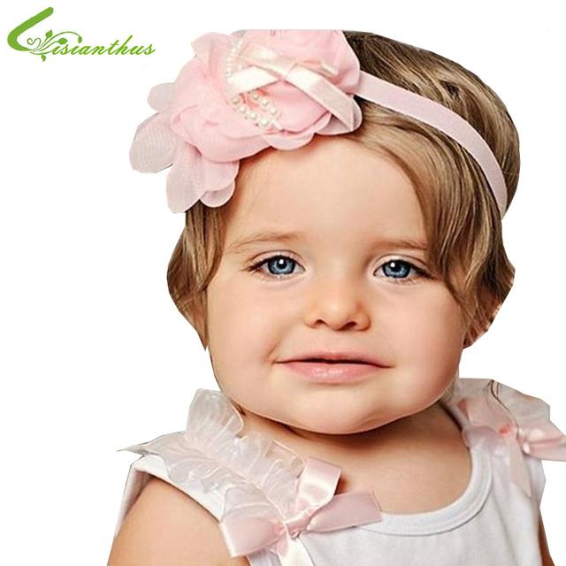 New Style Beautiful Princess Headband Hairband Baby Girls Flowers Headbands Kids' Hair Accessories Baby Christmas Gift Free Ship