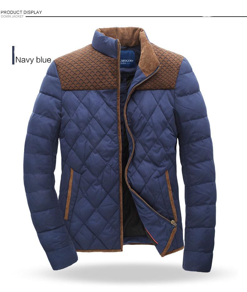 NEW 2014 Winter men s clothes down jacket coat men s outdoors sports thick warm coats