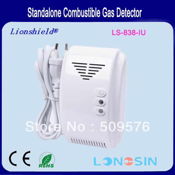 Standalone combustible gas detector(AC220V)