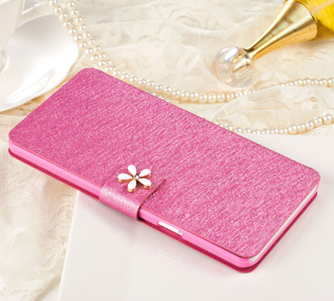 Book Flip Cloth Skin Leather Case For Xiaomi Redmi 2 Red Rice 2 Fashion Hit Color Full Protective Accessories Cover(China (Mainland))