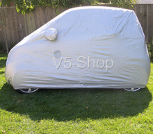 Car Auto body Sun Rain Dust Proof Cover Shield For MERCEDES BENZ SMART fortwo(China (Mainland))