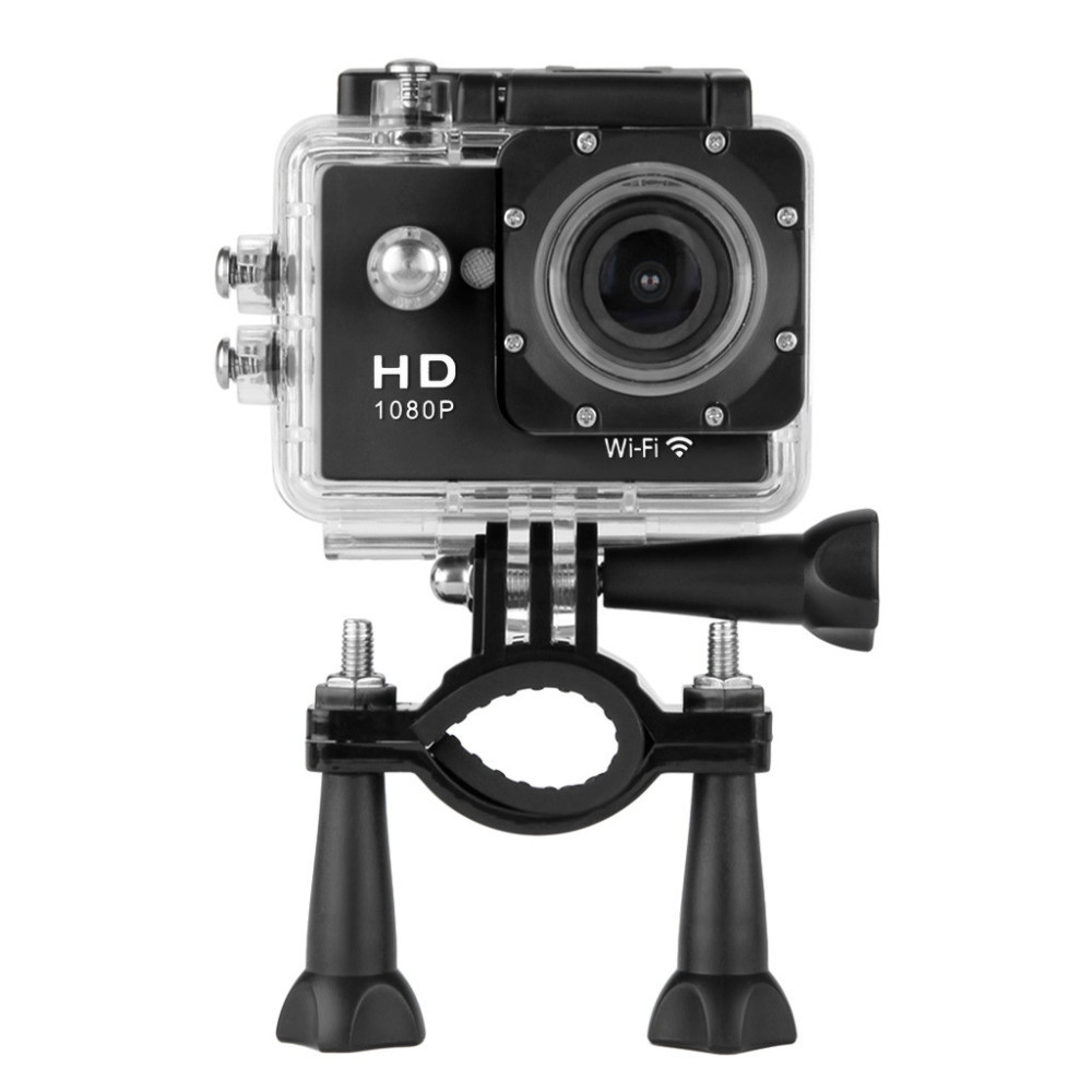 excelvan y8 action camera 30m waterproof camera wifi full. Black Bedroom Furniture Sets. Home Design Ideas