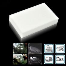 10pc/lot New Magic Sponge Eraser Melamine Cleaner Multi-functional Sponge for Cleaning Wash 102x60x20mm(China (Mainland))