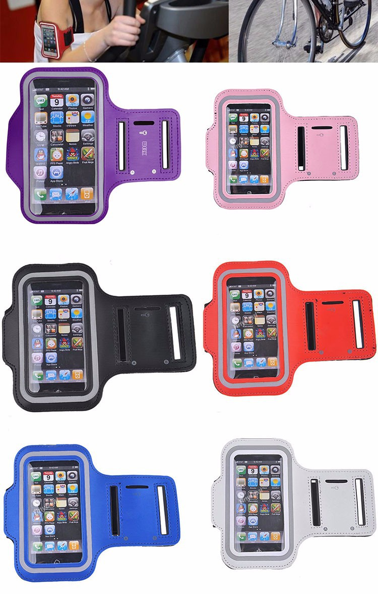New Arrival Running Sports Gym Band Exercise Arm Cover Tune Belt Sports Case_01 (8)