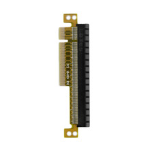 PCI-E Express 8X to 16X Durable Adapter Riser Card Without Extended Cable High Quality(China (Mainland))