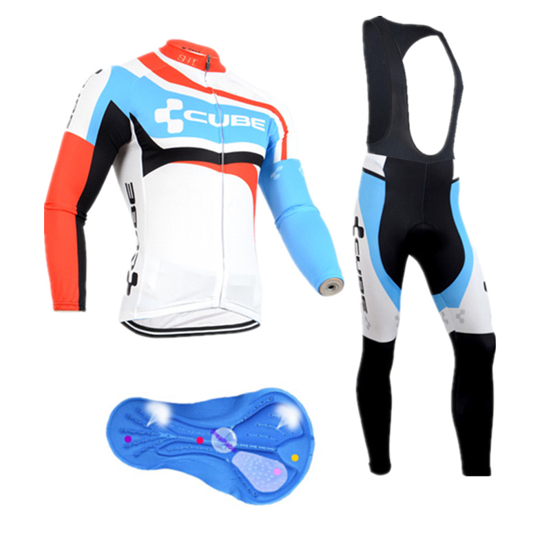 cycling jersey long Factory Sales Direct ciclismo spring autumn sleeve men - Store No.1213130 store
