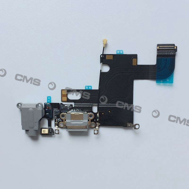 5pcs/lot New Charger Charging port Dock USB connector Data flex cable For iPhone 6 ribbon replacement Parts CMSP603 Type AA