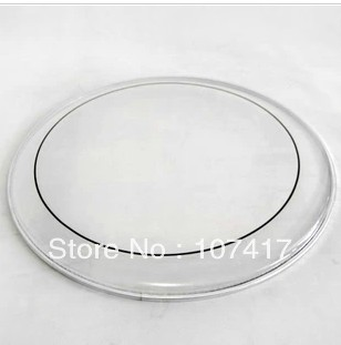 2016 Drums Drum Skin Layer With A Black Circle Oil Skin-inch double Oil Skin(China (Mainland))