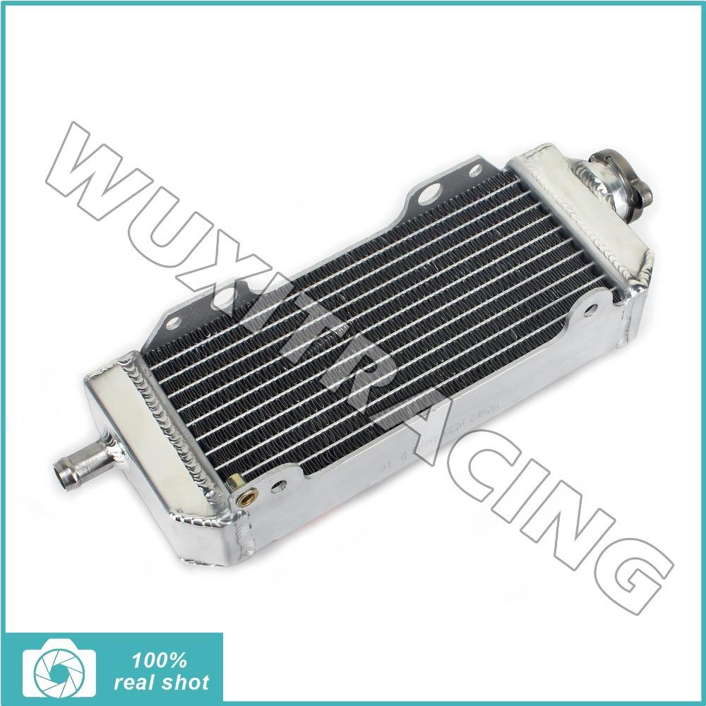 1 New Aluminium Core MX Offroad Motorcycle Radiator for Suzuki RM 85 02 03 04 05 06 07 08 09 10 12(China (Mainland))
