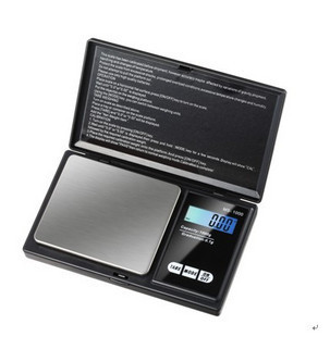100g 0.01g mini electronic scale jewelry scale pocket scale portable balance