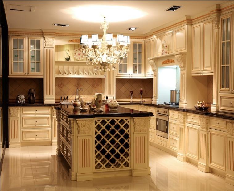 Кухонные шкафы из Китая