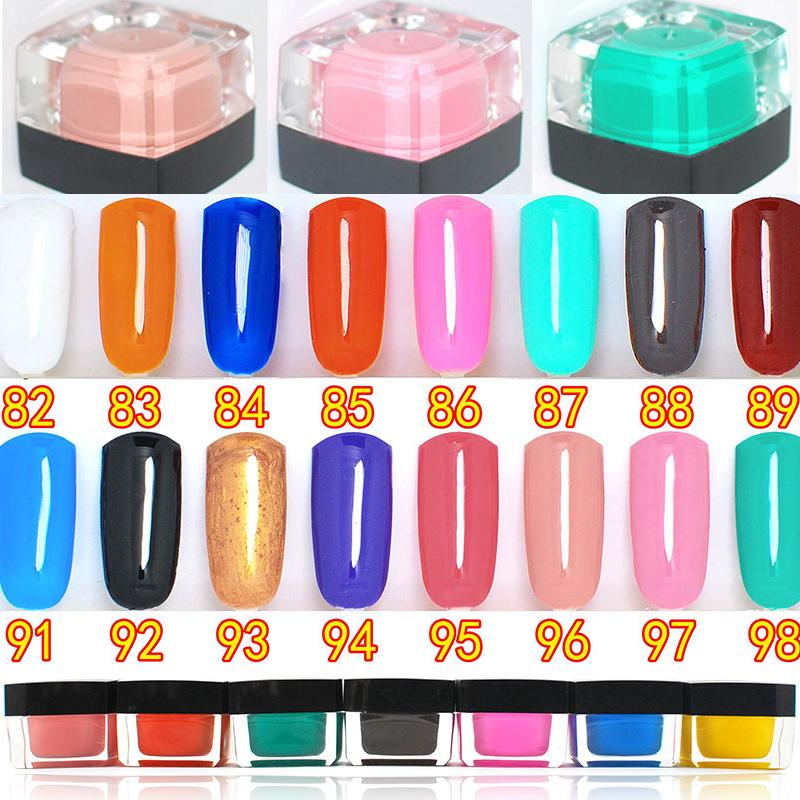 8ml,Soak off Long Lasting paillette Lacque UV Gel pigment Sparkles on nails art Gel Polish Shining Sequins for Powder Nail Gels(China (Mainland))