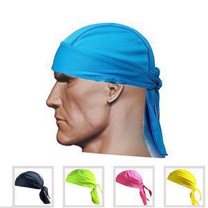 11 Colors Compact Design Cool Outdoor Sports Headscarf Skullies Designer Classic Cycling Bike Bicycle Pirate Bandana Hat