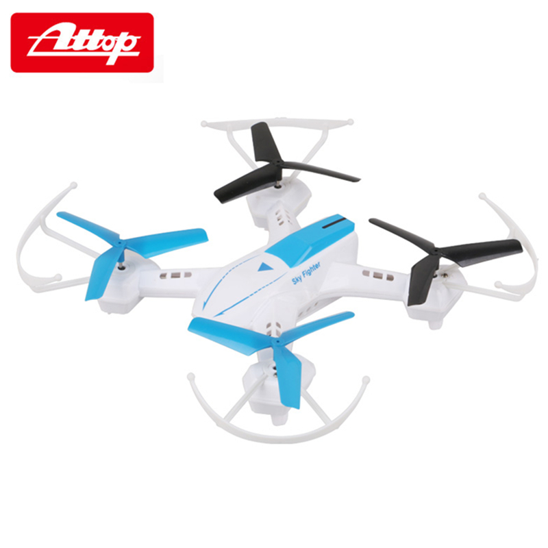Attop YD-822 Pair High Quality Sky Fighter 2.4GHz 4CH Gyro Helicopter Quadcopter Battle Drone with Infrared Combat Function #D(China (Mainland))