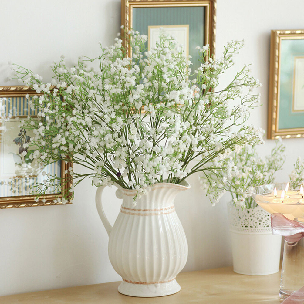 Popular artificial silicon flowers for decoration buy cheap artificial silicon flowers for decoration dhlflorist Images