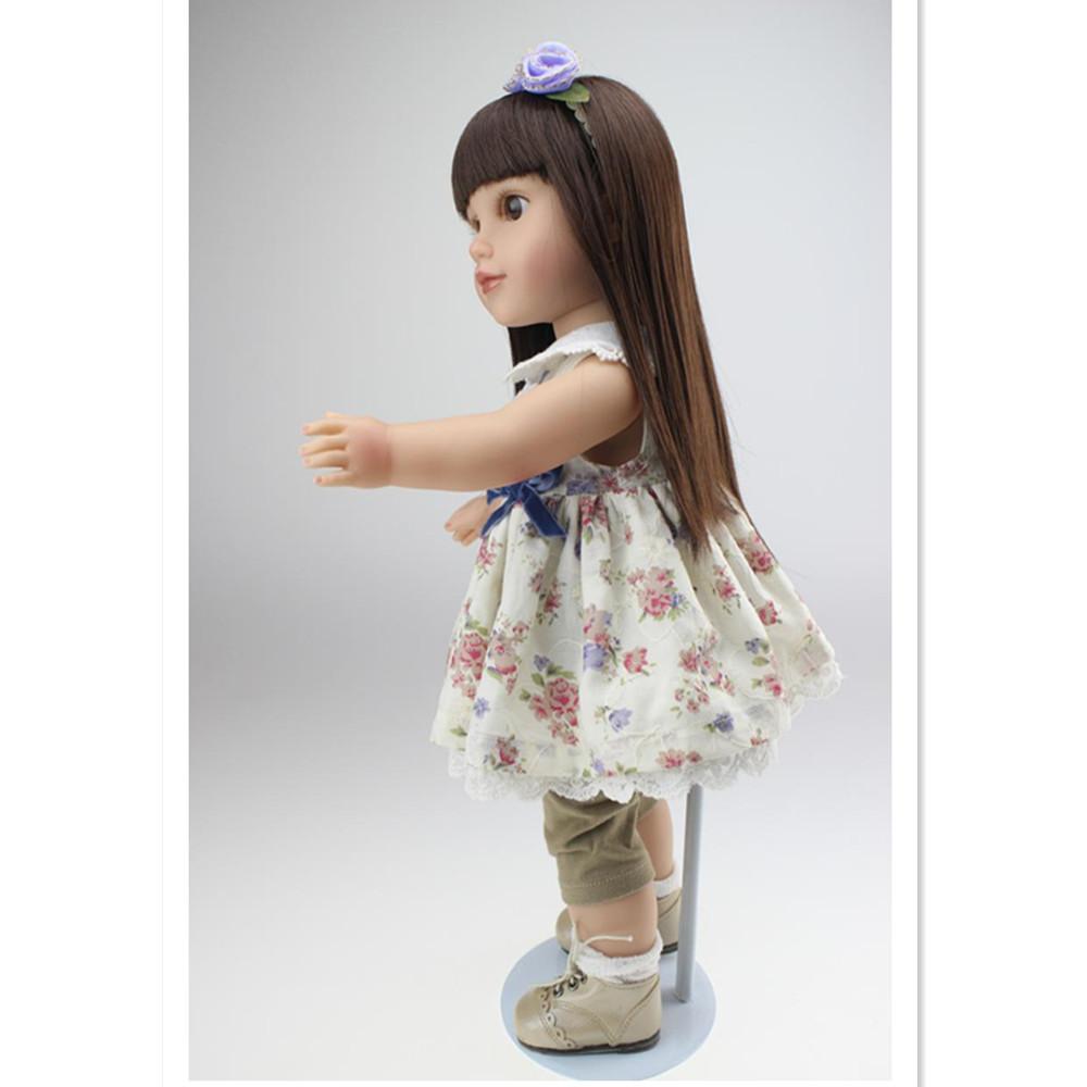 Girl Toys Doll : American girl dolls princess toys for girls children