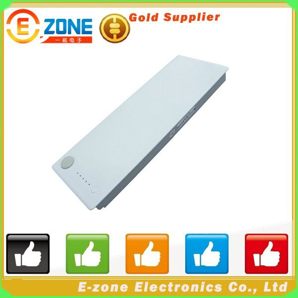 """For Apple MacBook 13"""" 13.3 Inch A1181 A1185 MA566 MA561 Battery Laptop Black White(China (Mainland))"""