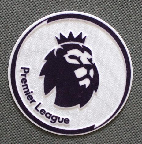New season Kids Premier League Patch 2016/2017 A Pair (two) Barclays EPL Boys Soccer Patch soccer Badges 16/17 Free Shipping(China (Mainland))