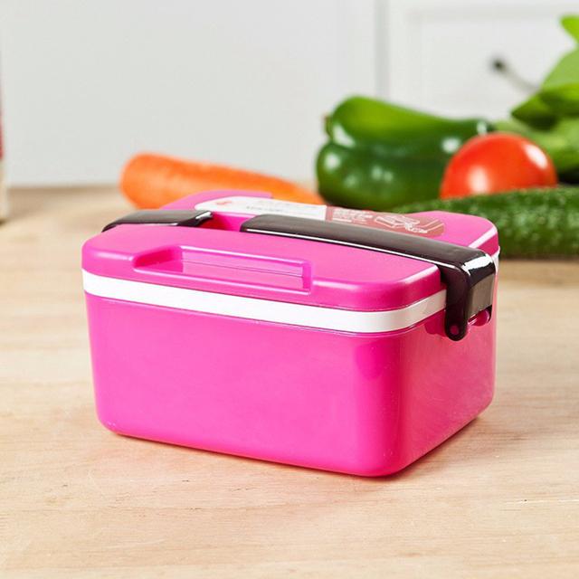 Portable Vacuum Lunch Box