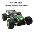 Hot Sell rc Dirt Bike S800 25KM speed 1 12 electric rc cars 4WD shaft drive
