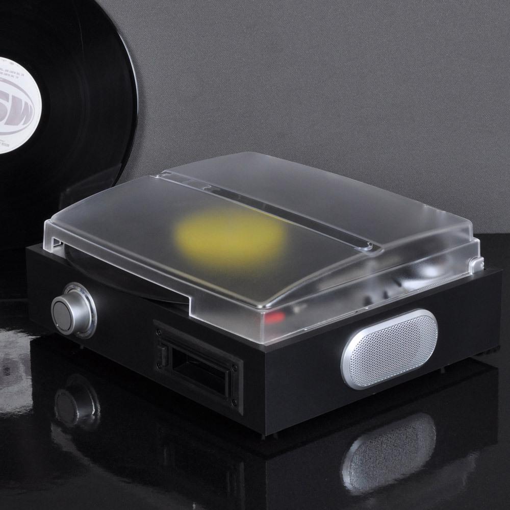 vinyl record recording machine