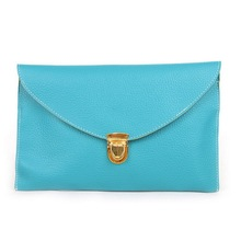 Hot Women Envelope Bags Ladies Day Clutches Fashion Pu Leather Bags Single Shoulder Bags Designer Women