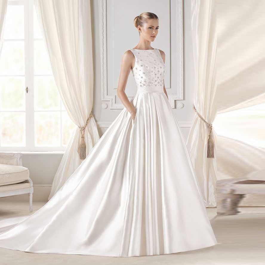 Plus size wedding dress hot sale sweetangel vestido de for Plus size wedding dresses on sale