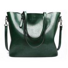 Acelure vintage bolsa de ombro feminino totes causais para compras diárias de alta qualidade senhoras bolsa feminina(China)