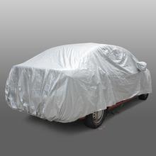 Snow Shield Hook Up Sedan Case for the auto Anti-UV Protection Sun Shade Car styling cover Fashion #iCarmo(China (Mainland))