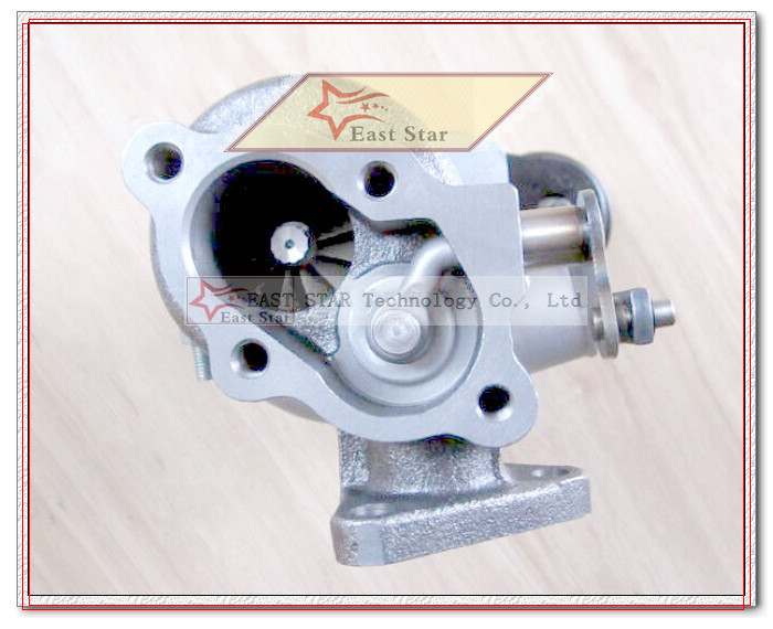 TD025 49173-02620 28231-27500 Turbocharger For HYUNDAI Accent Matrix Getz;KIA Cerato Rio CRDi 01-05 D3EA 1.5 CRDI 82HP (5)
