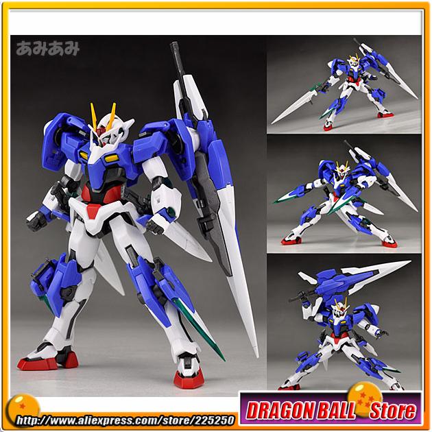 "Anime ""Gundam 00V"" Original Bandai Tamashii Nations Robot Spirits Action Figure No.038 - OO Gundam Seven Sword DRAGON BALL Store store"