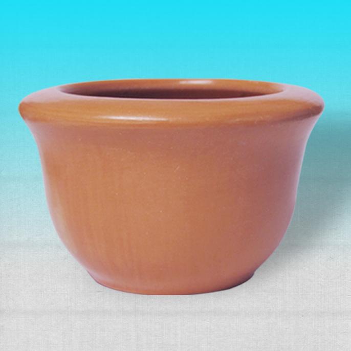 Small flower pot ceramic mini miniature fleshier for 6 ceramic flower pots