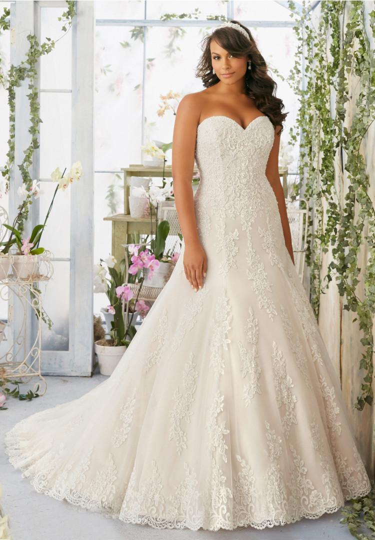 Кружева Русалка Плюс Размер Свадебные Платья Элегантный Милая С Плеча Молния Vestido Де Novia