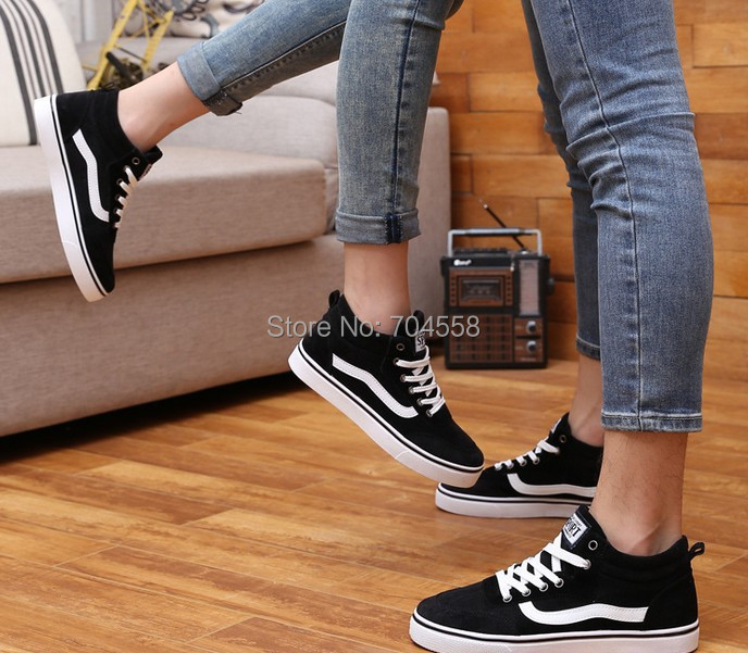 2014 autumn new Korean tide lover Dunk High men women board shoes casual - Laney 's shop store