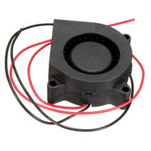 20*40mm Electronic 3D Printer 12V DC Blow Radial Cooling Fan Hotend / Extruder For RepRap Double long life and low noise