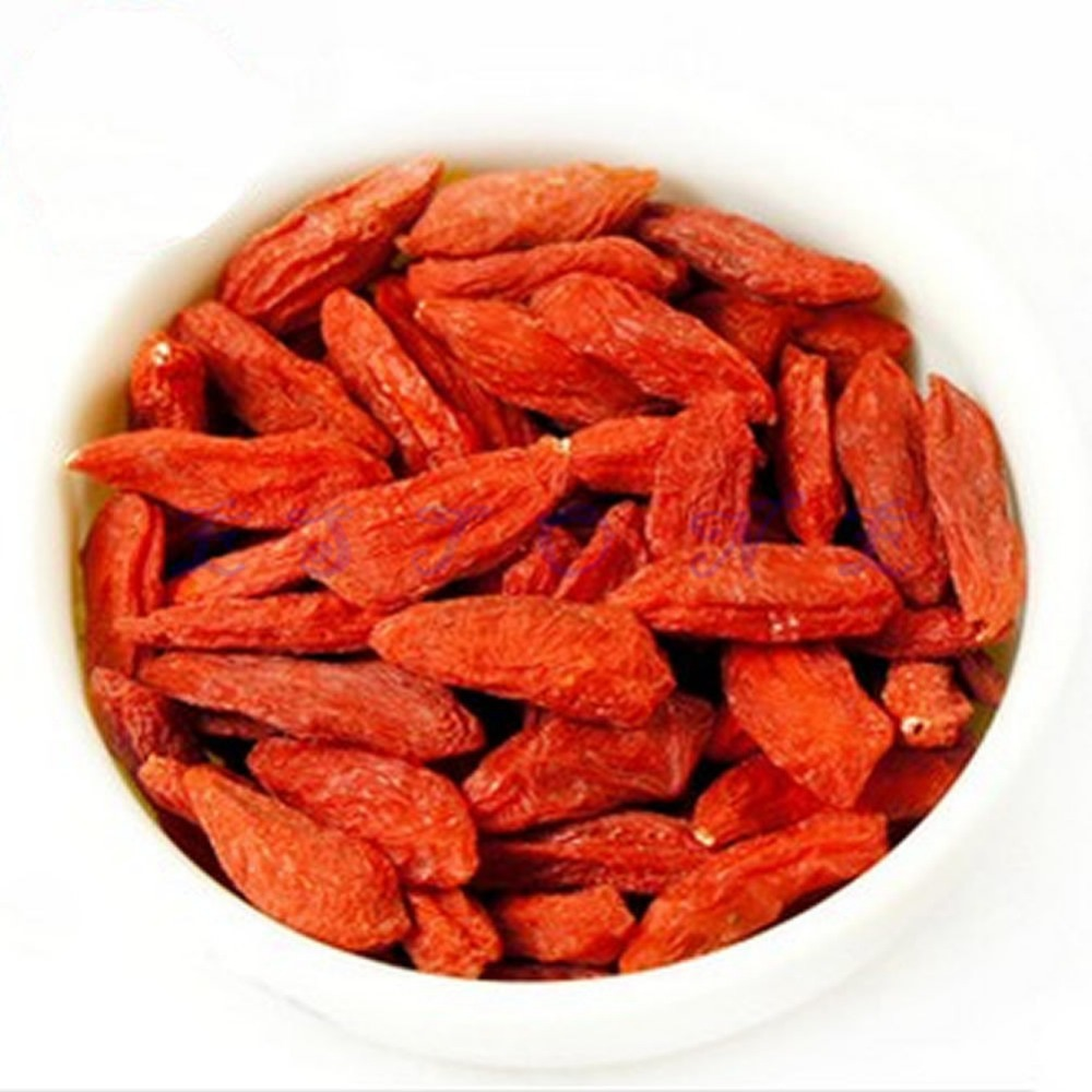 Гаджет  Free Shipping   Natural Premium Organic Goji Berry - Dried Lycii Wolfberry Healthy New Arrival None Еда