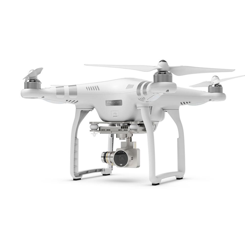 100% Original Brand New DJI Phantom 3 Advanced RC Helicopter Quadcopter + More Gifts Free Shipping Via EMS