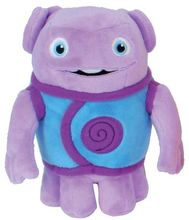 Wholesale Dreamworks Home Movie Plush Toys Super Amazing Aliens Tip Mascot Captain Boov Stuffed Toy Doll Gift  For Kids 30cm(China (Mainland))
