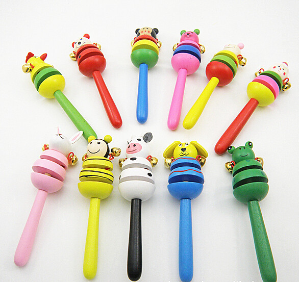 baby toy Rattles ring toys for babies 0-12 months(China (Mainland))