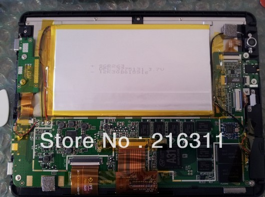 3775131 3.7V 4500mah Lithium polymer Battery iPad 3 Tablet PCs PDA Digital Products - Shenzhen B&K Rechargeable Battery(HK storeCo.,Limited)
