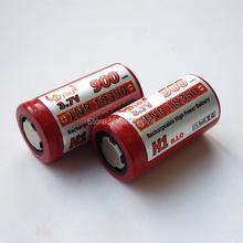 Высокой мощности INR 18350 3.7 В 900 мАч литий-ионный литий-ионная аккумуляторная батарея для электронной сигареты аккумулятор
