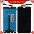 For ZTE Blade V7 LCD Display Assembly Touch Screen Panel Replacement Screen For ZTE V7 Phone