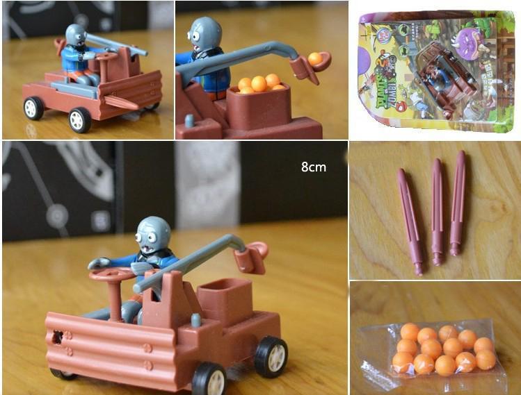 Гаджет  Plants vs Zombies 2 Toys Catapult Zombie Plastic Spring Toy Model Toy Figure Display Toy None Игрушки и Хобби