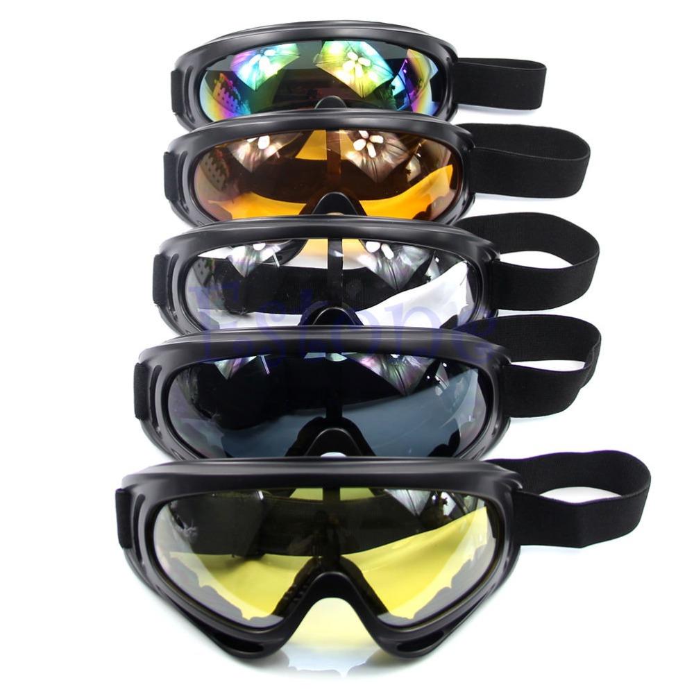 HOT Motorcycle Dustproof Ski Snowboard Sunglasses Goggles Lens Frame Eye Glasses(China (Mainland))