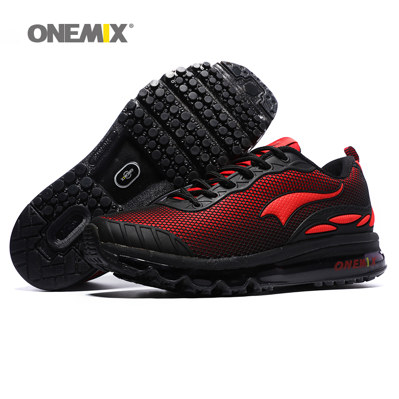 Cushioned Sole Walking Shoes
