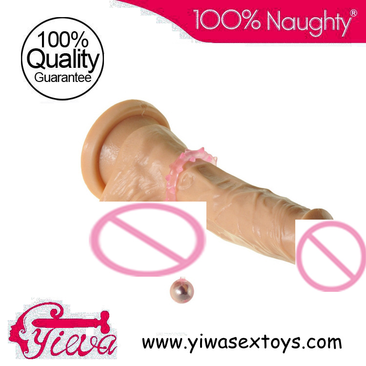 Three Ball Couple's Enhancer Ring Penis Ring Made from super-stretchy TPR adult toys for men,sex products for men penis extender(China (Mainland))