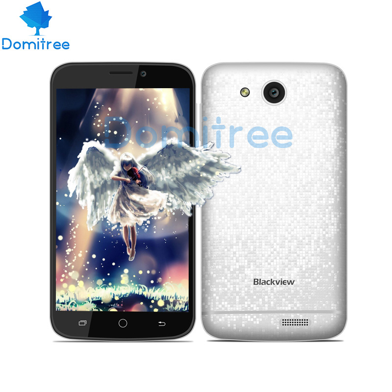 """Original Blackview A5 Smart phone Android 6.0 3G MTK6580 Quad Core 1.3GHz 4.5"""" 5MP Blackview A5 Phone 8GROM 1850mAh Battery(China (Mainland))"""